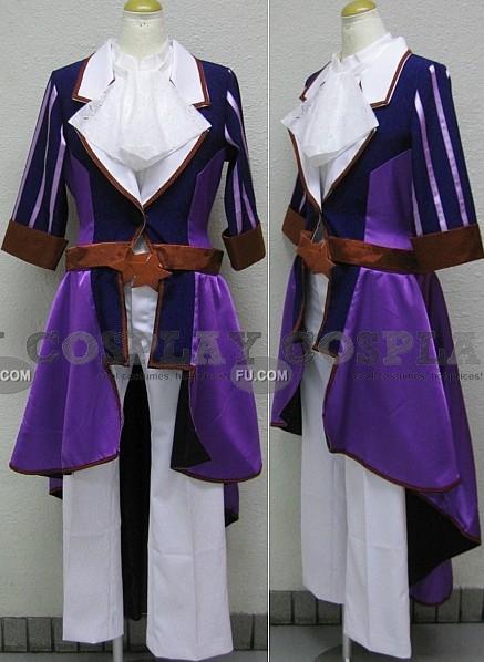 Hayato Cosplay Costume from Uta no Prince sama