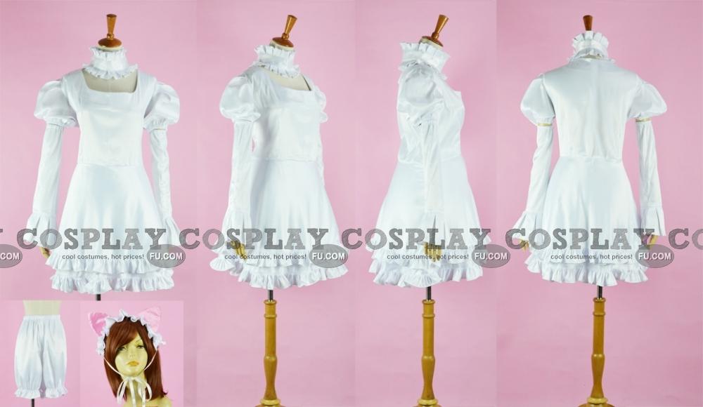Hazuki Cosplay Costume from Tsukuyomi Moon Phase