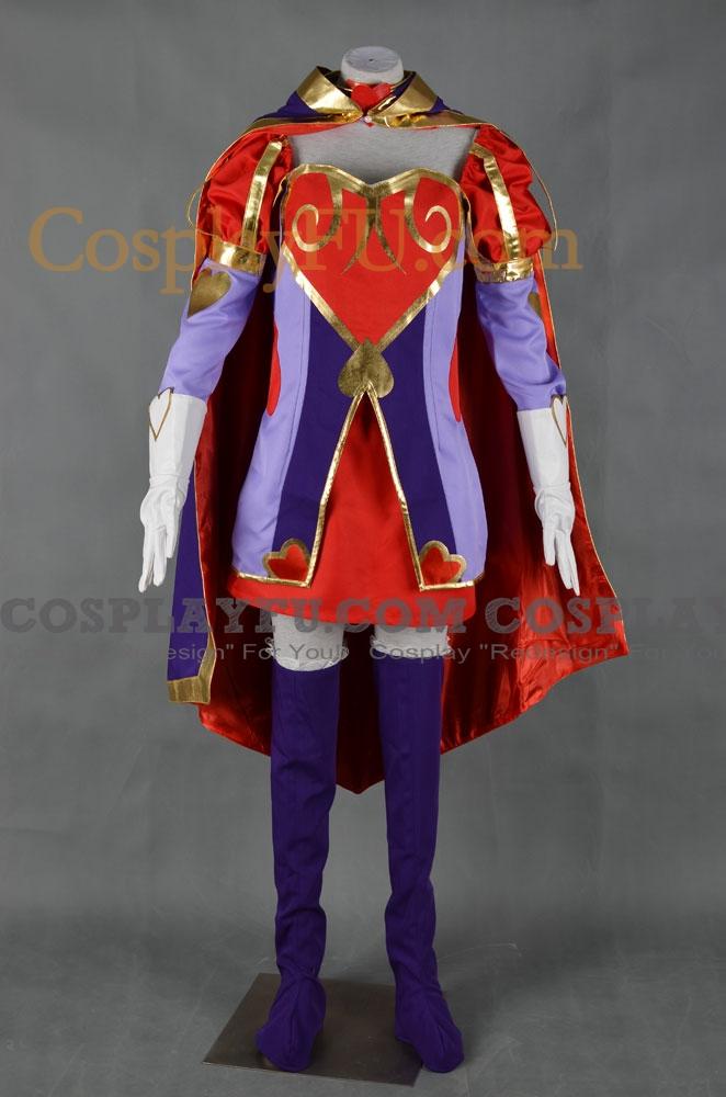 Heartseeker Ashe Cosplay Costume (2nd) from League of Legends