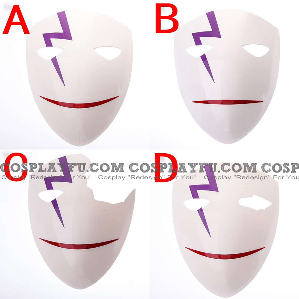 Hei Mask (2nd) from Darker than BLACK