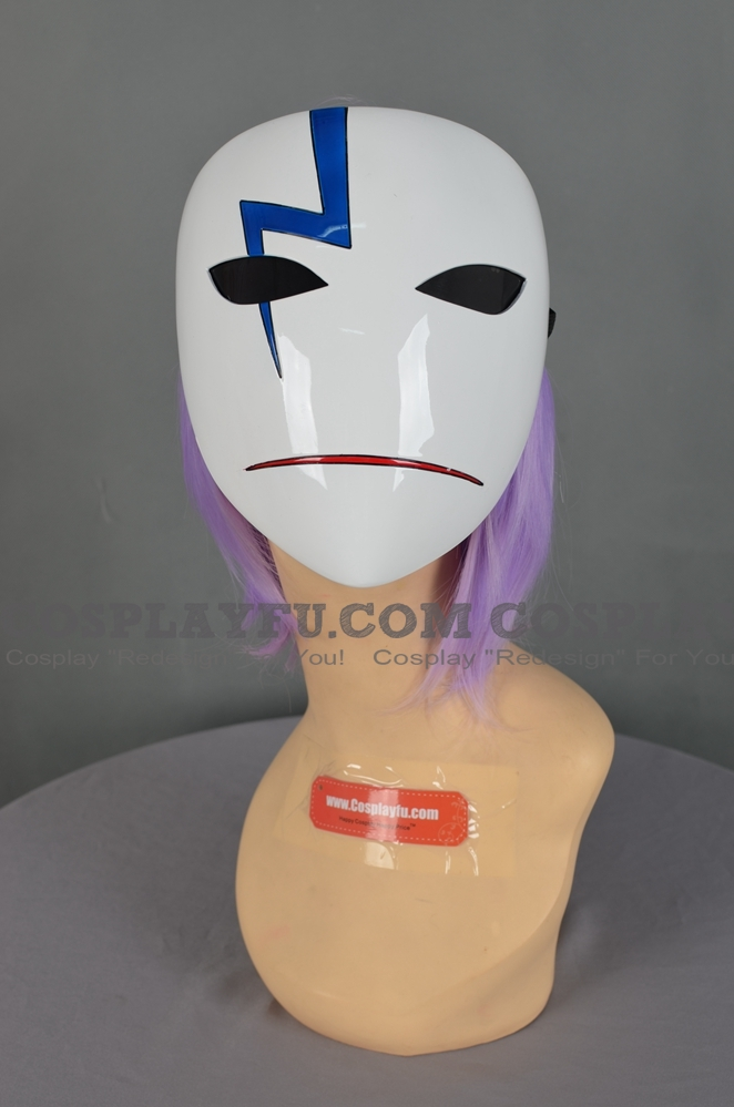 Hei Mask from Darker than BLACK