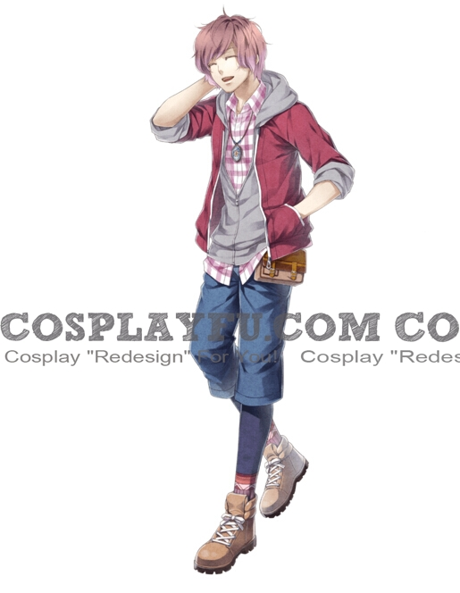 Heishi Cosplay Costume (2nd) from NORN9
