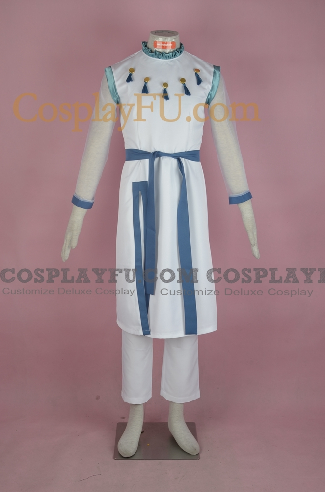 Helios Cosplay Costume from Sailor Moon