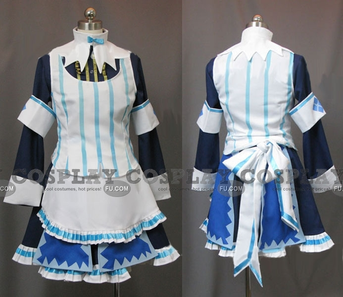 Helper Cosplay Costume (Maid) from Monster Hunter