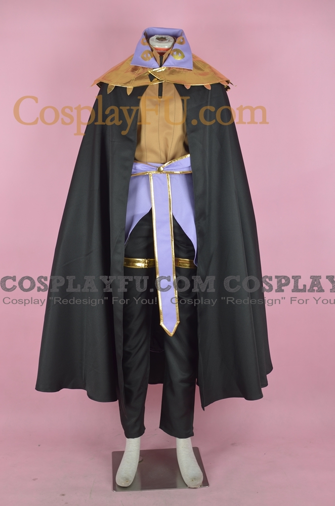 Henry Cosplay Costume from Fire Emblem Awakening