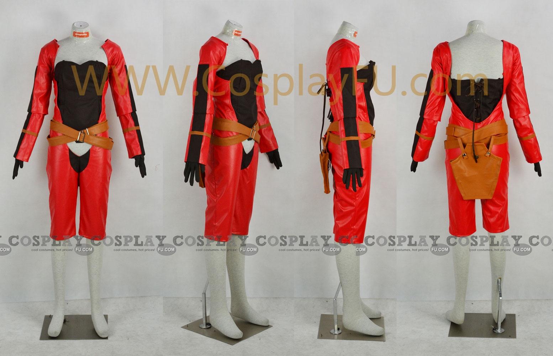 Hibari Cosplay Costume from Speed Grapher