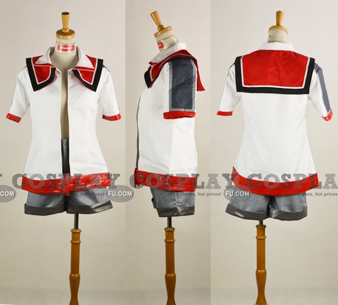 Hibiki Cosplay Costume from Vocaloid 3
