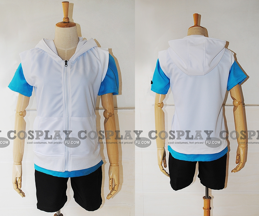 Hibiya Cosplay Costume from Kagerou Project