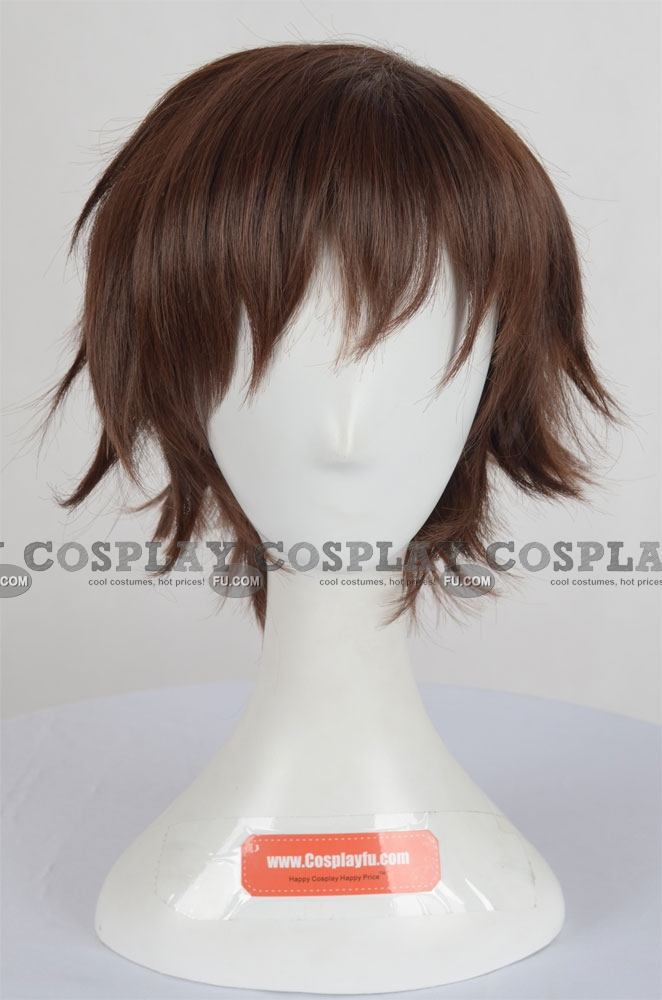 Hiccup Wig from How to Train Your Dragon
