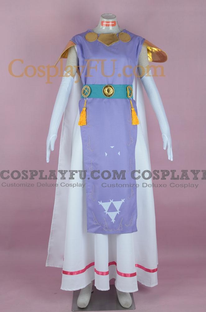 Hilda Cosplay Costume from The Legend of Zelda