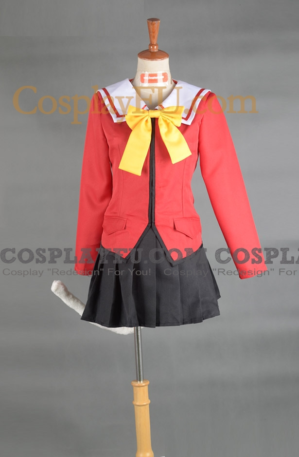 Himari Cosplay Costume from Omamori Himari