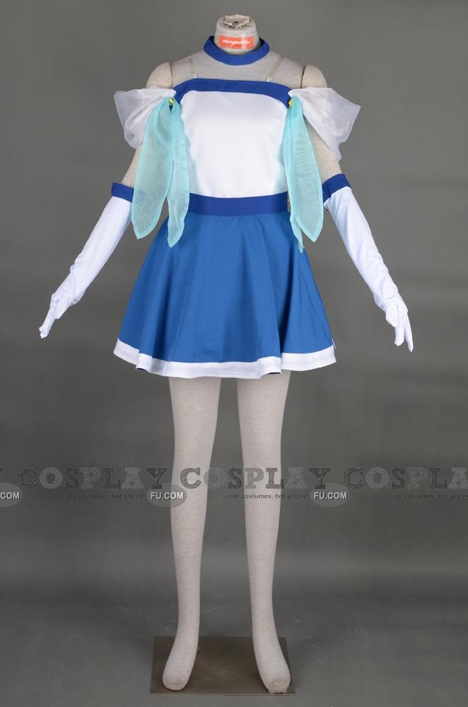 Himeno Cosplay Costume from Pretear