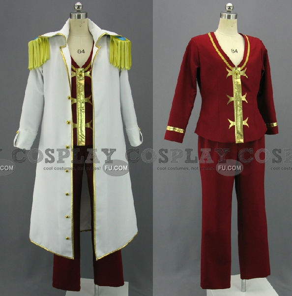 Hina Cosplay Costume from One Piece