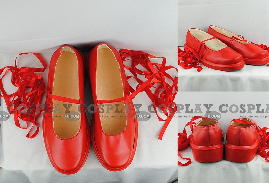 Hinaichigo Shoes from Rozen Maiden