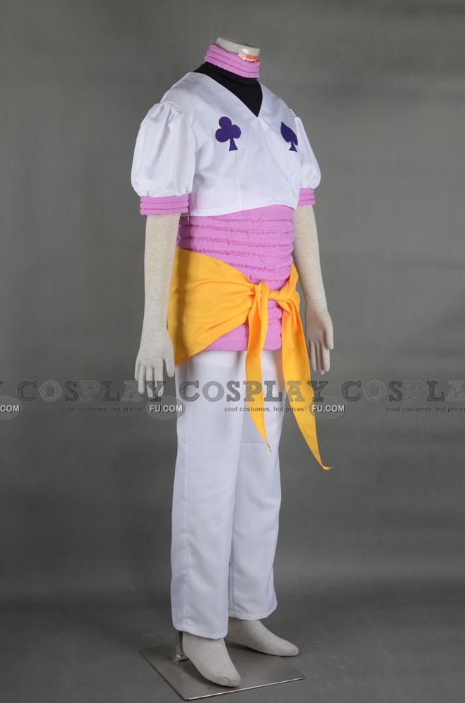 Custom Hisoka Cosplay Costume from Hunter X Hunter ...