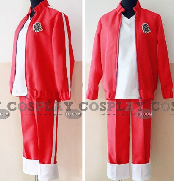 Hiyori Cosplay Costume from Bleach