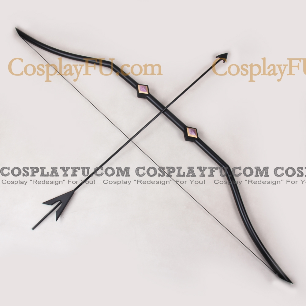 Homura Bow and Arrow from Puella Magi Madoka Magica