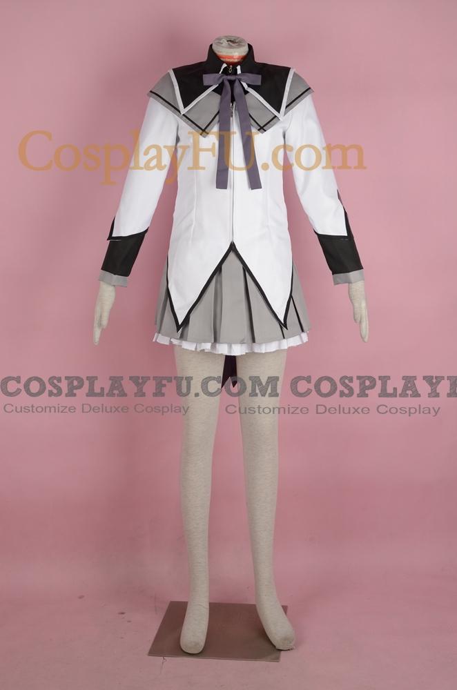 Puella Magi Madoka Magica Homura Akemi Costume