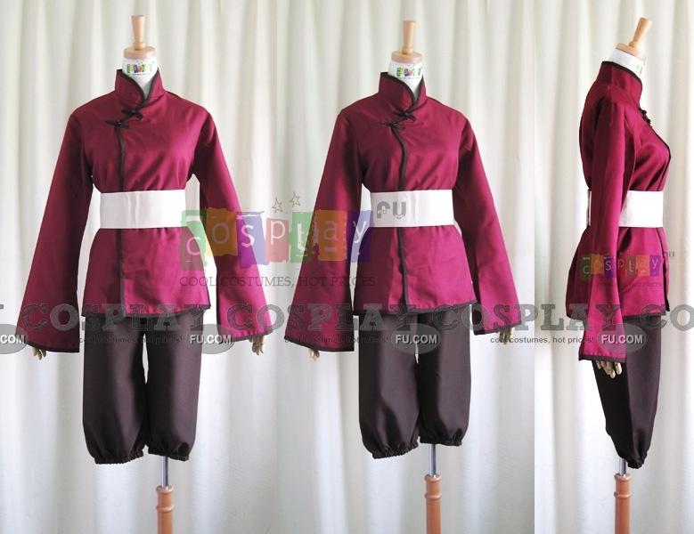 Hong Kong Cosplay Costume (Uniform Material) from Axis Powers Hetalia