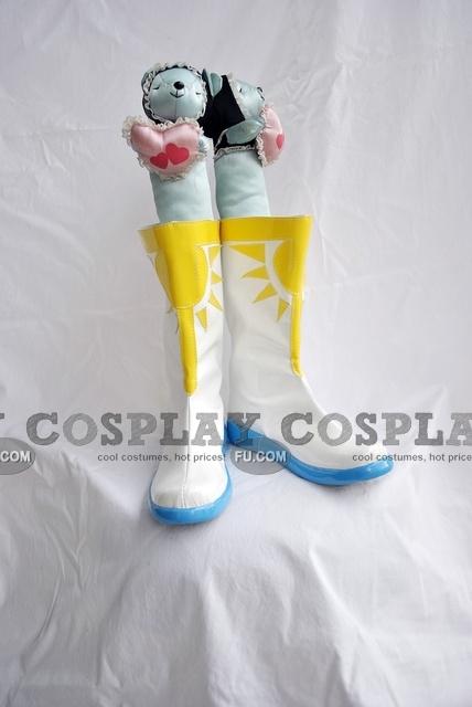 Hong Kong Shoes (C238) from Axis Powers Hetalia
