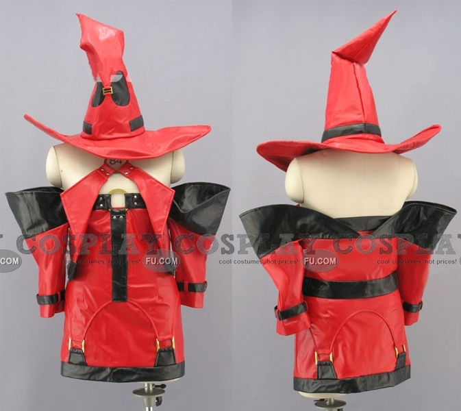 I No Cosplay Costume from Guilty Gear
