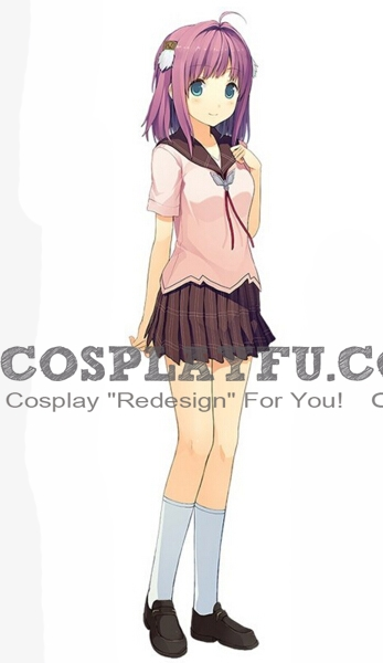 Ichinose Cosplay Costume from Ao no Kanata no Four Rhythm