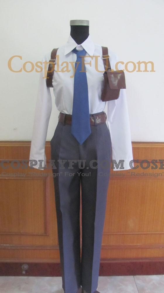Альдноа.Зеро Инахо Кайдзука Косплей (Uniform)