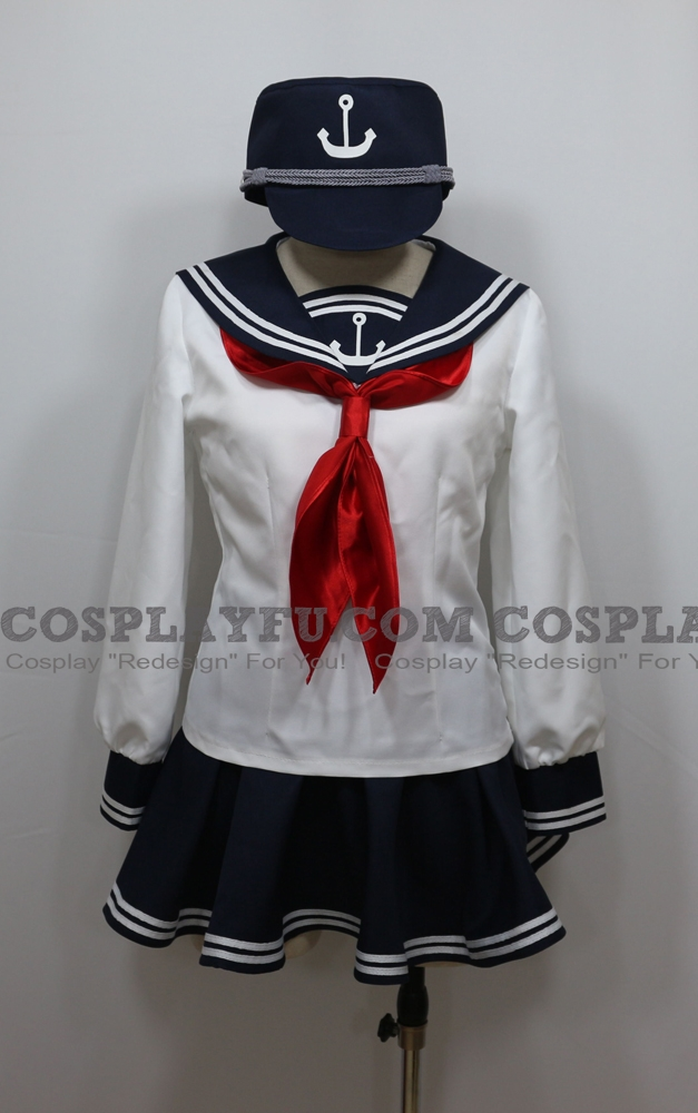 Inazuma Cosplay Costume from Kantai Collection