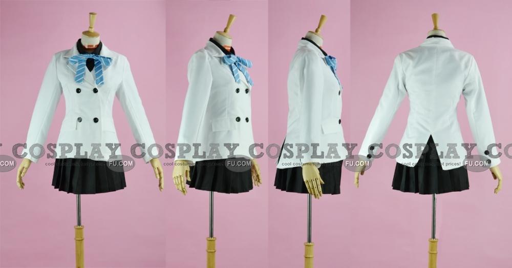 Io Cosplay Costume from Shin Megami Tensei Devil Survivor 2