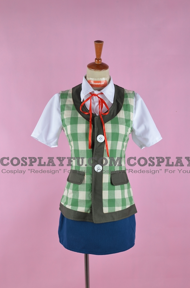 Isabelle Cosplay Costume from Animal Crossing New Leaf