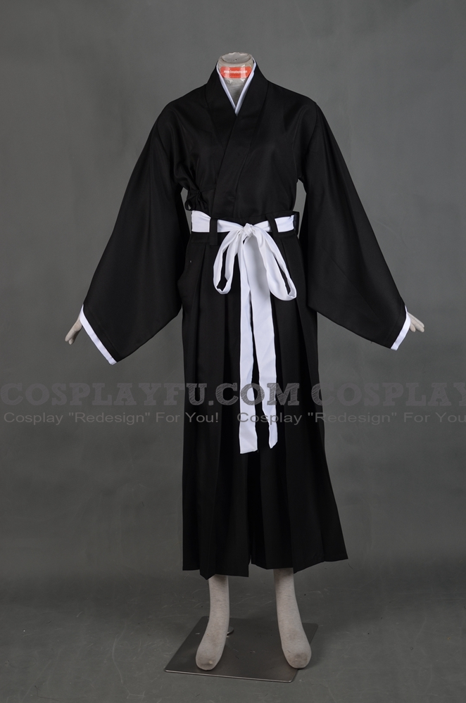 Isane Cosplay Costume from Bleach