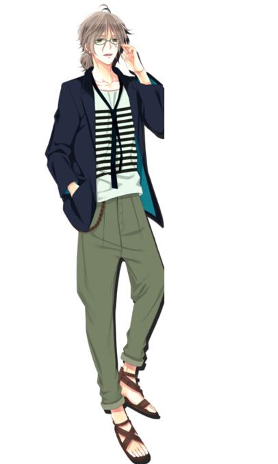 Itsuki Cosplay Costume from I DOLL U