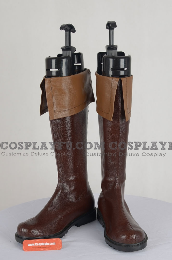 Hetalia Axis Powers Russia Scarpe (A569)