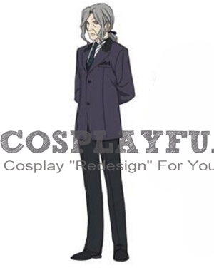 Iwami Cosplay Costume from Noragami