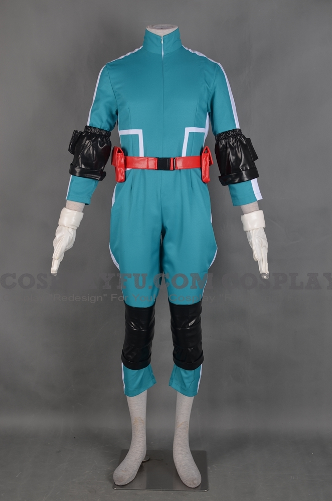 Izuku Cosplay Costume (Hero) from My Hero Academia
