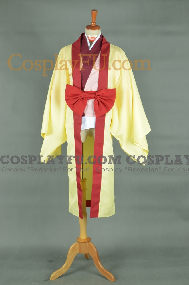 Izuna Cosplay Costume from No Game No Life