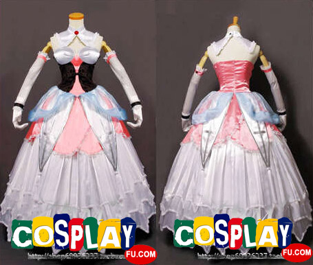 Jady Cosplay Costume (The Princess of Light and Darkness) from Ragnarok Online