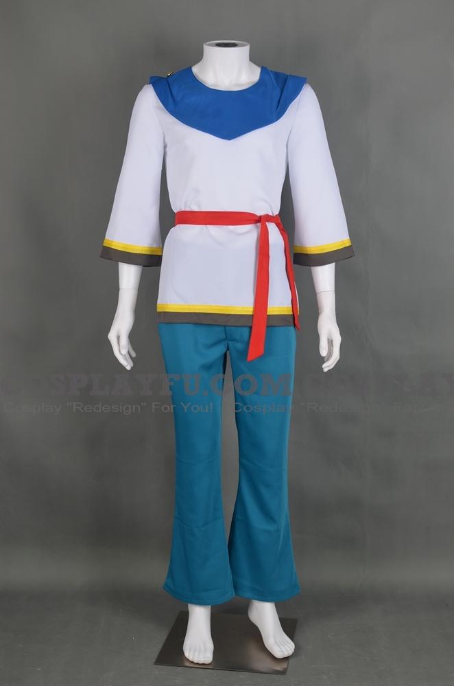 Jaime Cosplay Costume from Cardfight!! Vanguard