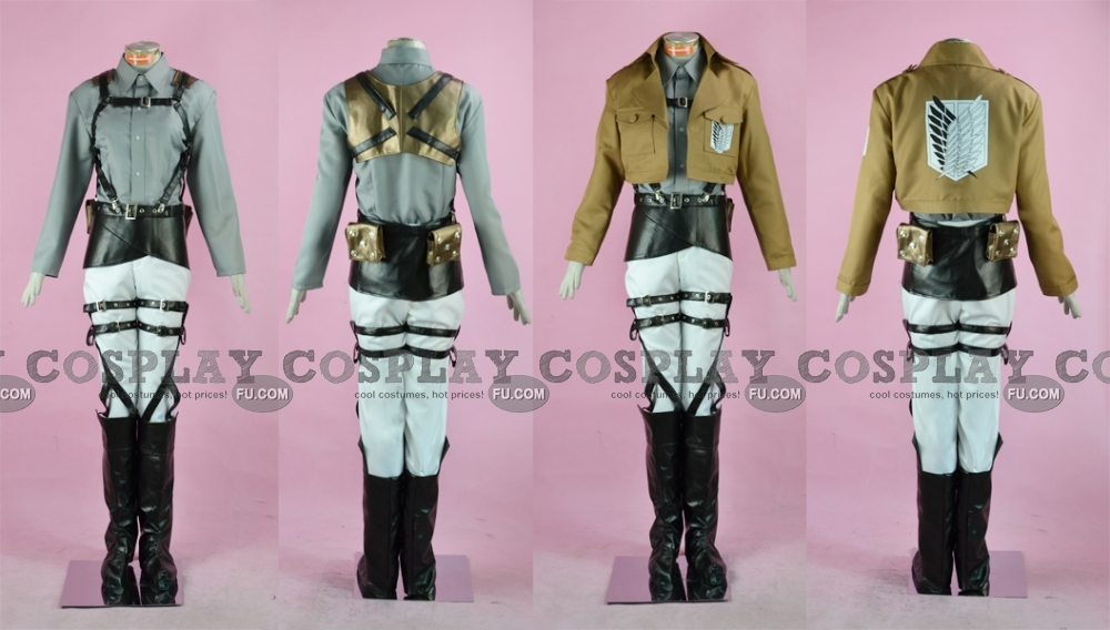 Jean Cosplay Costume (Recon Corps) from Attack On Titan