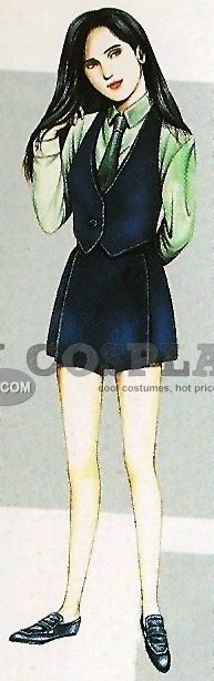 Jennifer Cosplay Costume from Clock Tower