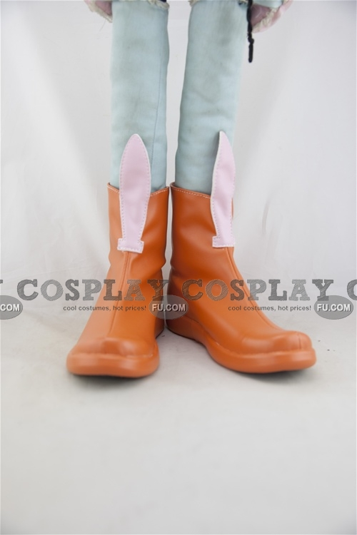 Jibril Shoes (C677) from No Game No Life