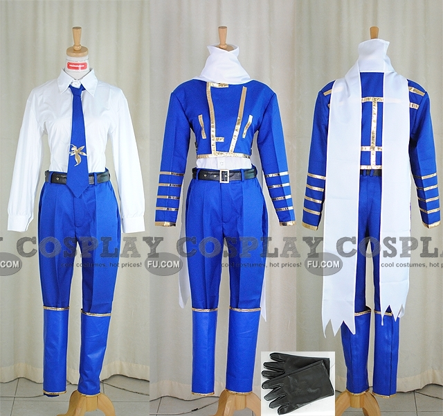 Jiggy Cosplay Costume (LETTER BEE) from Tegami Bachi