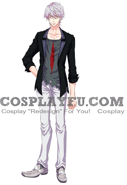 Jin Asaragi Cosplay Costume from ROOTREXX