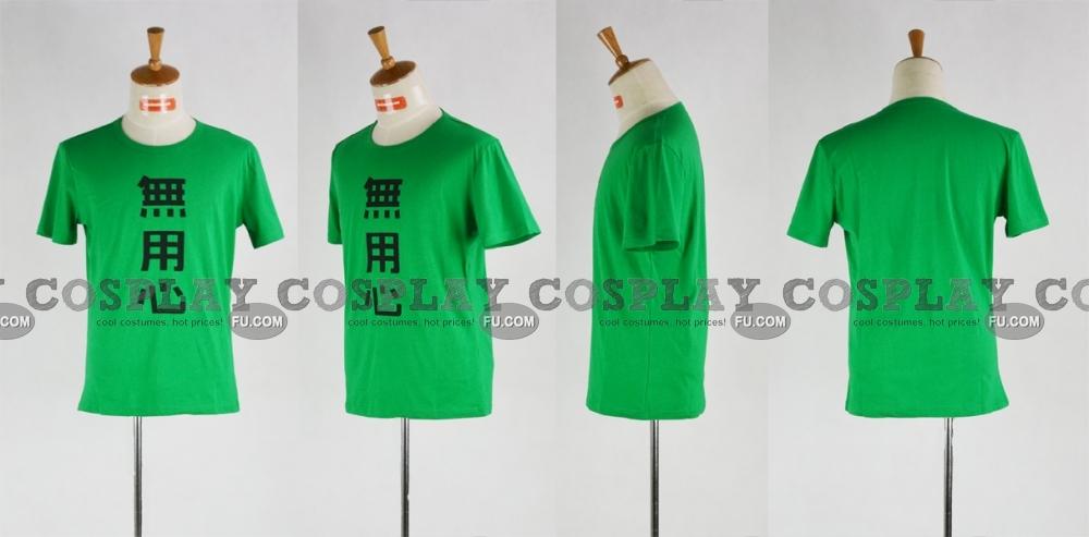 Jinta T Shirt (Green) from Ano Hi Mita Hana no Namae o Bokutachi wa Mada Shiranai