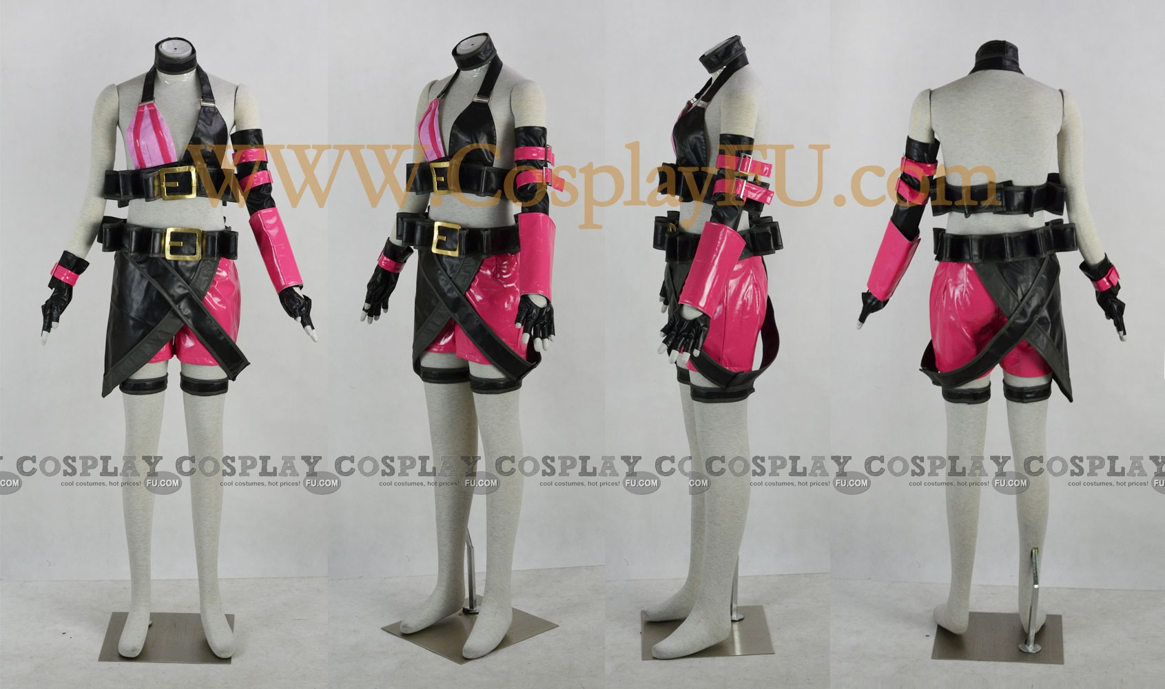 Jinx Cosplay Costume from League of Legends