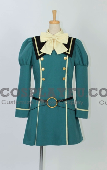 Joan Cosplay Costume from Afterschool Charisma