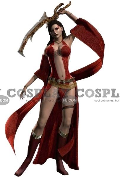 Joanna Cosplay Costume from Perfect Dark