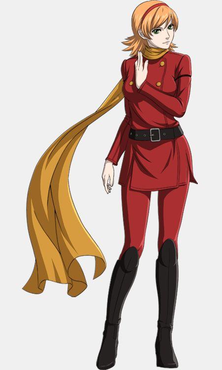Joe Shimamura Cosplay Costume (Female) from Cyborg 009