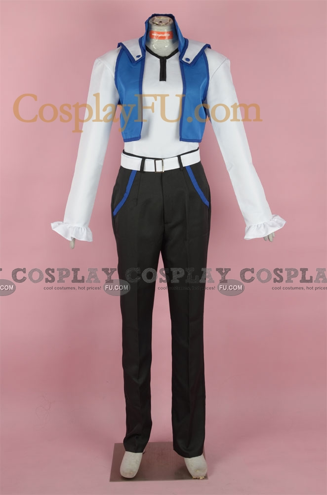 Jesse Cosplay Costume from Yu Gi Oh Duel Monsters GX