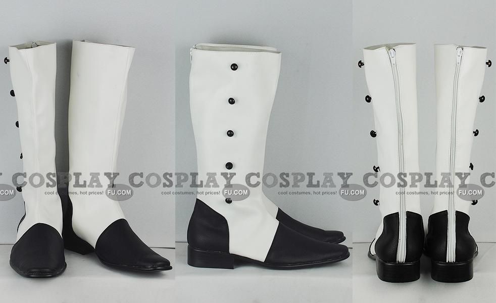 Joker Shoes (A601) from Kuroshitsuji